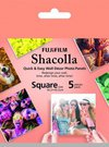 Shacolla Square 10x10 cm. (5 vnt.)