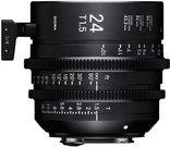 Sigma 24mm T1.5 FF (Canon EF)