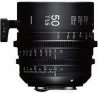 Sigma 50mm T1.5 FF (Canon EF)