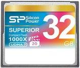 Silicon Power memory card CF 32GB 1000x