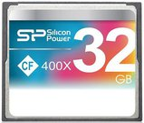 Silicon Power memory card CF 32GB 400x