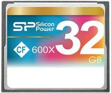 Silicon Power memory card CF 32GB 600x