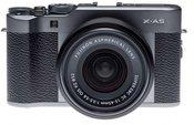 Fujifilm X-A5 + 15-45mm XC (tamsiai sidabrinis)