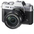 FujiFilm X-T20 XC16-50 Kit sidabrinis
