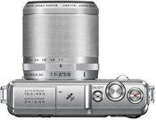 Nikon 1 AW1 + 11-27.5mm AW (Sidabrinis)