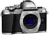 Olympus OM-D E-M10 mark II body (sidabrinis)