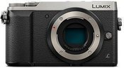 Panasonic Lumix DMC-GX80 body (sidabrinis)