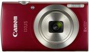 Canon IXUS 185 Essential Kit (raudonas)