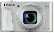 Canon PowerShot SX730 HS (sidabrinis)