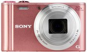 Sony DSC-WX350P (rožinis)