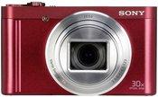 Sony DSC-WX500 (raudonas)