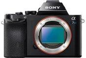Sony Alpha 7S (ILCE-7S) be objektyvo