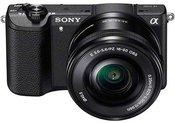 Sony Alpha 5100 + 16-50mm + 55-210mm