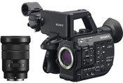 Sony PXW-FS5 II 4K RAW videocamera + 18-105mm G PZ