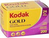 Fotojuostelė Kodak Gold 200/24