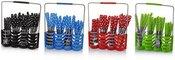 Stalo įrankių rinkinys laikiklyje 24 vnt. 871125299366 (4 spalvų)
