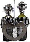 Stovas dviems buteliams Pora su širdele Love W112