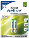 Akumuliatorius Sunmol AnyEnow NH-AAA800B2P (2vnt. AAA)