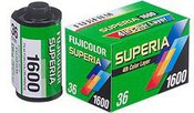 1 Fujifilm Superia 1600 135/36