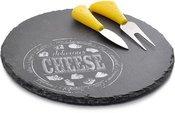 Sūrio pjaustymo įrankių rinkinys 3 dalių D 23 cm 871125299360
