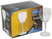 Taurės vynui 6 vnt. 843653668083