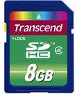 Transcend SDHC 8GB Class 4