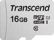TRANSCEND 16GB UHS-I U1 SILVER MICROSD W/O ADAP