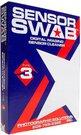 Valymo priemonė SENSOR SWAB Type 3