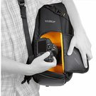 Vanguard Alta Rise 48 Black, Backpack, Dimensions (WxDxH) 350 x 250 x 530 mm, Interior dimensions (W x D x H) 300 x 190(130+60) x 270 mm, Rain cover