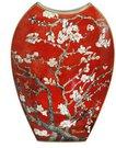 Vaza porcelianinė 45 cm Migdolų medis V. Van Gogh 67-000-71-1 Goebel