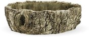 Vazonėlis betoninis medžo imitacija 6x18,5x19 cm 119665