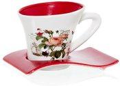 Vazonėlis keramikinis 2 mix HR17570 18,5,5x12 cm SAVEX