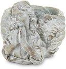 Vazonėlis - skulptūra Angelas betoninis 16x16x20 cm 135527