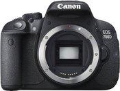 Veidrodinis fotoaparatas Canon EOS 700D body (expo)