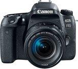 Canon EOS 77D + 18-55mm STM