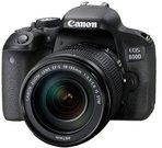 Canon EOS 800D + 18-135mm STM