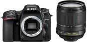 Nikon D7500 + 18-105mm VR