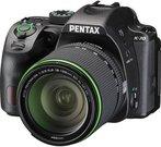 Pentax K-70 + 18-135mm ED AL