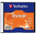 80298 DVD-R Verbatim 4.7GB Advan/Azo