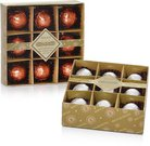 Milky Foam Bath Balls in box 15 g x 9 pcs