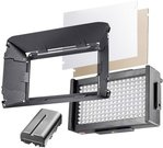 walimex pro LED Foto/Video Square 170 D