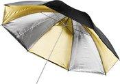 walimex Reflex Umbrella Dual gold/silver 2 lay, 109cm