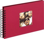 Walther Fun red Spiral 23x17 40 black Pages SA109R