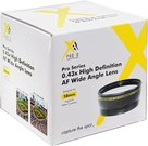 XitPhoto ADAPTERIS pro series 0.43x AF wide angle lens 58mm
