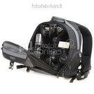 Xpress Backpack Kuprinė foto ir vaizdo aparaturai juoda-pilka