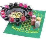 Žaidimas Ruletė su taurelėmis 30x30x5 cm