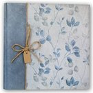 Zep Slip-In Album GD46200B Garden Blue for 200 Photos 11x16 cm
