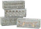 Žibintas su Led lempute 8 x 7 x 30 cm 871125293008