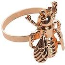 Žiedas servetėlėms Bitė vario spalvos DIA 4 cm 2,5 x 5 cm 3413