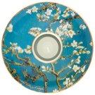Žvakidė porcelianinė D 15 cm 66-900-50-7 Van Gogh Migdolas